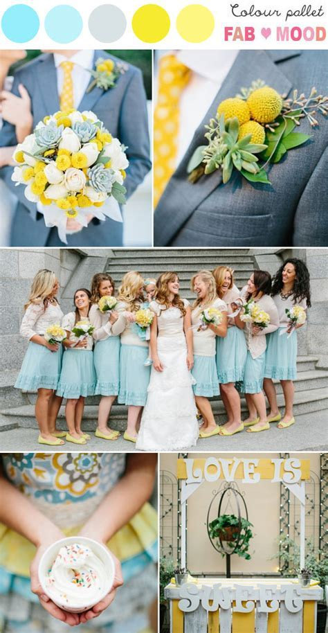 blue yellow wedding colors,blue and yellow wedding palette