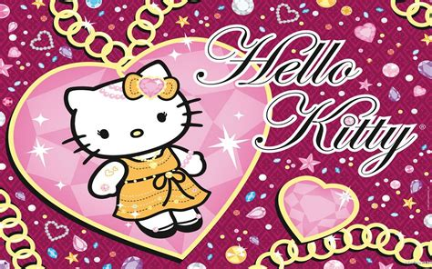 wallpaper hello kitty yg bisa bergerak gambar wallpaper hello kitty bergerak h32 a wallpaper com