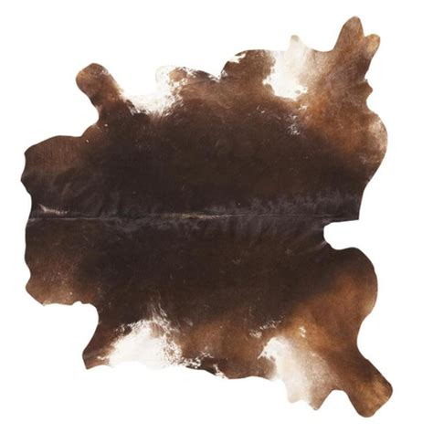 tappeto mucca tappeto mucca brown maisons du monde