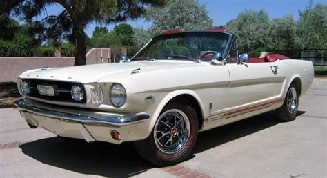 1967 ford mustang wimbledon white