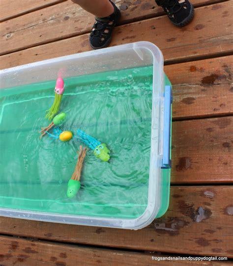 sensory water octopus water sensory bin fspdt