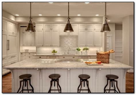 single pendant lighting kitchen island home and