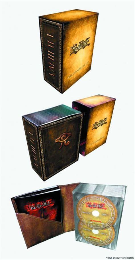 Dvd Box Yu Gi Oh Buy Dvd Yu Gi Oh Complete Collection Classics Dvd Box Set Archonia