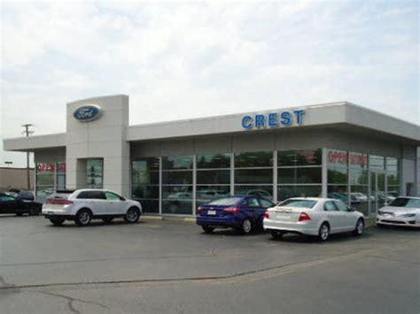 Crest Ford Centerline crest ford mi center line mi 48015 car dealership