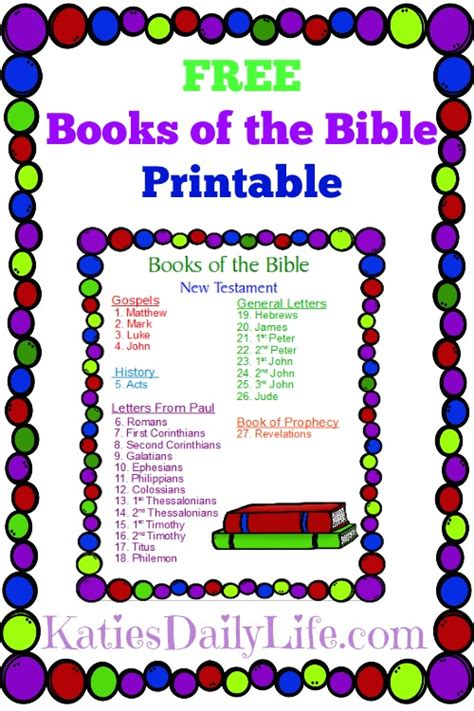 printable flash cards books of the bible books of the bible list printable printable books of the