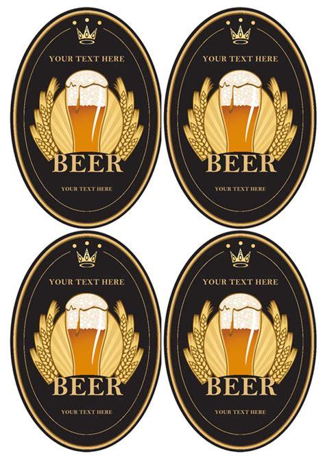 bier label ontwerp maak uw eigen bier labels