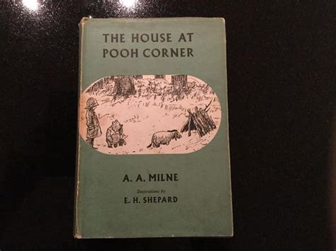 The House At Pooh Corner By A A Milne 1 a a milne the house at pooh corner 1965 catawiki