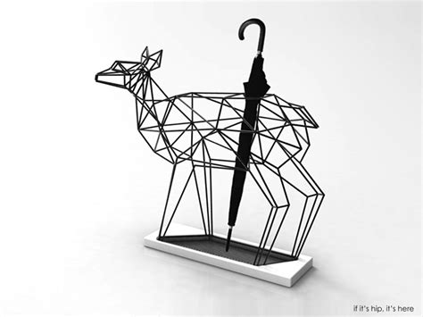 deer and crane umbrella stands by libert 233 design studio if it s hip it s here