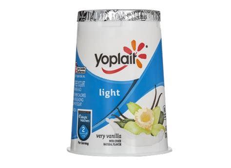 yoplait light and yoplait light vanilla free yogurt consumer reports