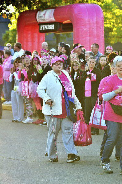 what race celebrates new year valley s race for the cure celebrates 20th year at new