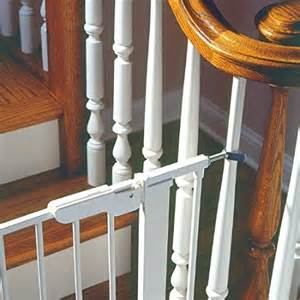 Baby Gate For Stairs With Banister And Wall by New Kidco Child Stairway Baby Safety Gate Fence Y Spindle