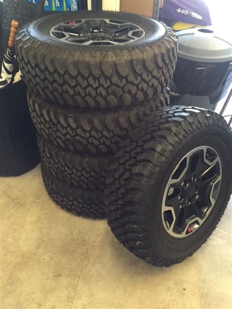 Jeep Tires For Sale 2016 Jeep Rubicon Hardrock Wheels And Tires For Sale