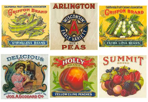 printable vintage labels for cans 9 best images of vintage food labels printable printable