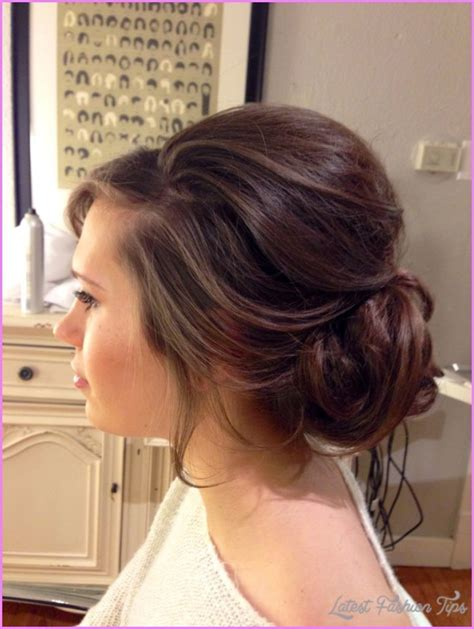 Hair Up Hairstyles by Bridal Hairstyles Hair Up Latestfashiontips