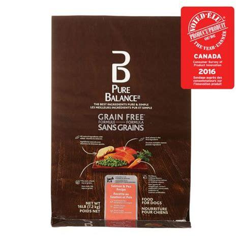 balance salmon food balance salmon pea grain free food 7 2kg walmart ca