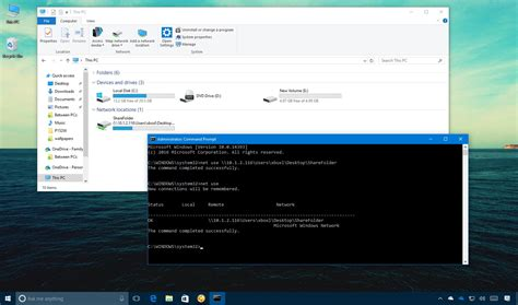 how to map a network drive in windows 7 how to map a network drive using command prompt on windows