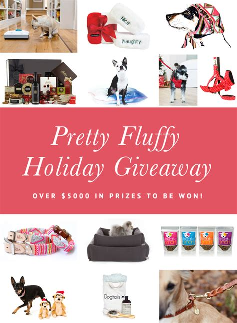The View Holiday Sweepstakes - pretty fluffy
