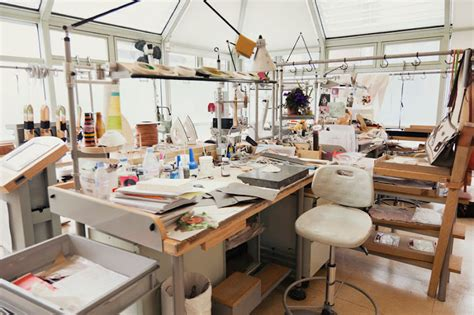 Inside Look In The Chanel Workshops by Bringing Home The Birkin A Look Inside An Hermes Atelier