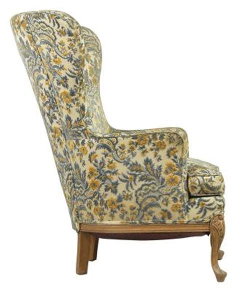 how to measure for reupholstering wingback chairs home