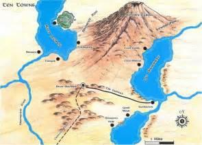 forgotten realms as dez cidades do norte cr 244 nicas de