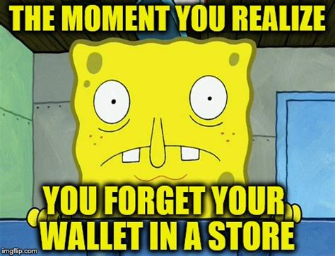 spongebob wallet meme 100 images 25 best memes about