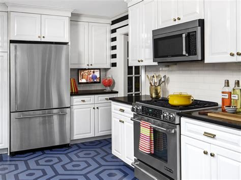 smart kitchen redecorating ideas hgtv
