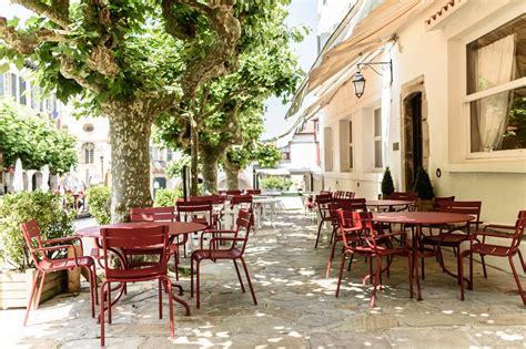 terrasse le la terrasse h 244 tel restaurant arraya sare pays basque