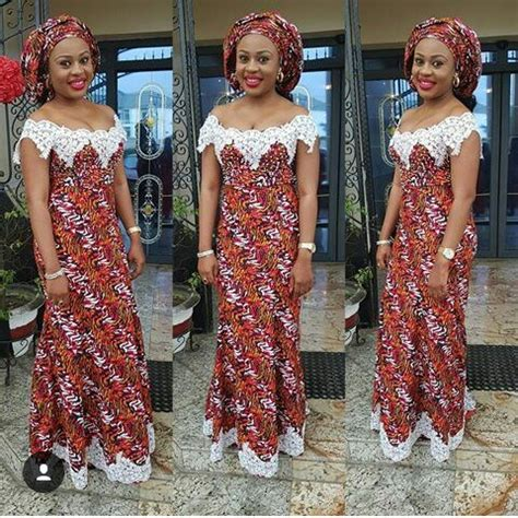 latest gown styles for ankara materials latest full gown ankara styles we love amillionstyles com