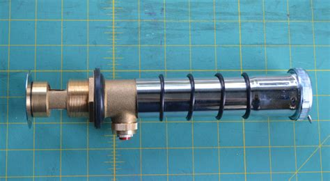 Saber Plumbing by How To Build Your Own Lightsaber Out Of Plumbing No