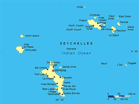 seychelles map maps of seychelles seychelles travel guide