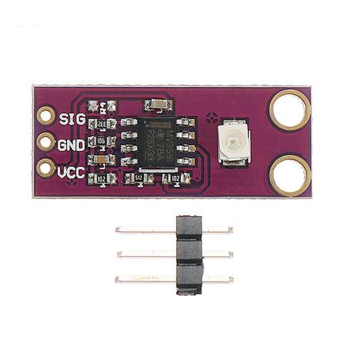 Guva S12sd Uv Sensor Ml8521 Ultraviolet Uv Detection Sensor Module guva s12sd 240nm 370nm uv detection sensor module light sensor for arduino alex nld