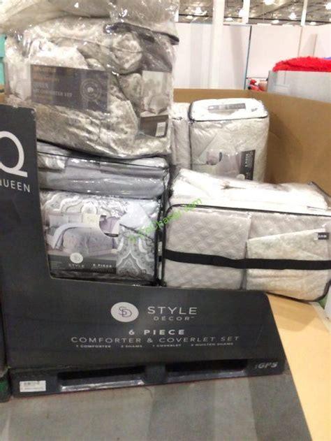 costco 3555555 3777777 style d 233 cor microfiber comforter