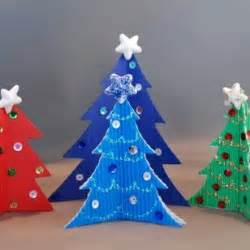 Christmas crafts xmas trees red ted art s blog