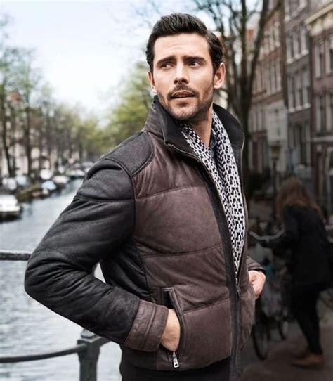 bugatti mens clothing bugatti fall winter 2014 caign jackets