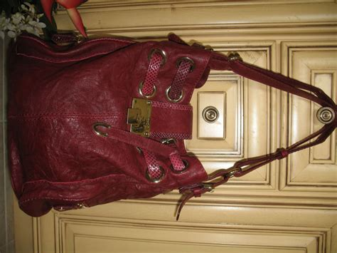 Winter 2006 To 2007 Designer Bag Collection by Burgundy Color Family Pics Only Purseforum