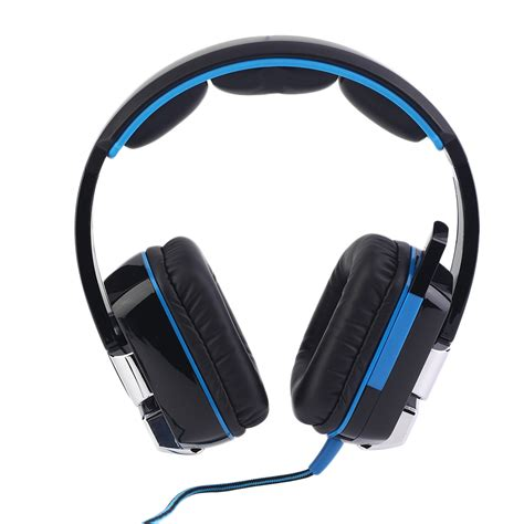 Most Comfortable Headset Gaming by Comfortable Kotion Each Stereo Gaming Headset Pc With Mic Ear Headphones Jk