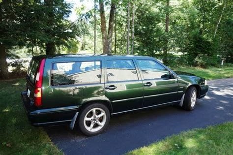 how things work cars 1998 volvo v70 head up display sell used 1998 volvo v70 glt wagon 4 door 2 4l awd turbo 165k miles loaded in merrimack new