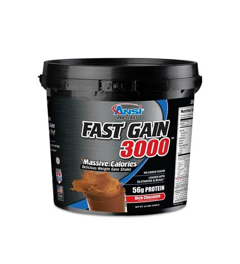 Premium Mass 12lbs Gain Your Size And sport nutrition ansi 174 fast gain 3000 12lbs