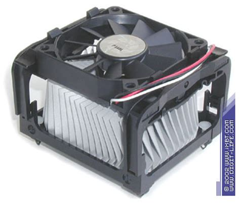 Sockel 478 Cpu by Coolers For Socket 478 Summer 2002