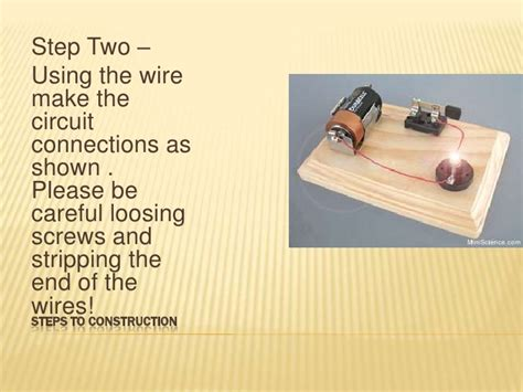 how to make a simple circuit for simple electrical circuit
