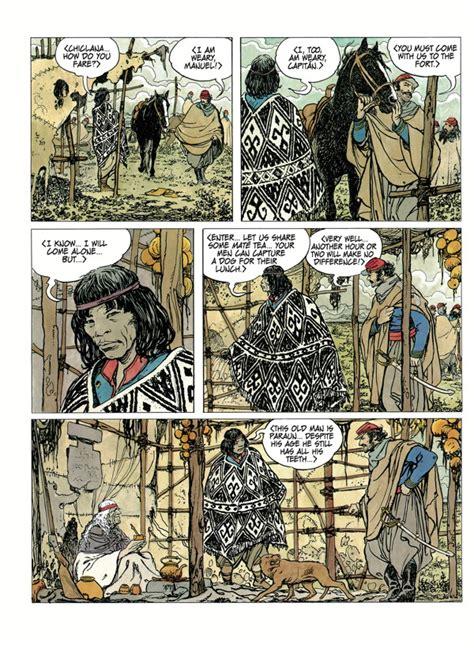 manara library volume  el gaucho   stories tpb