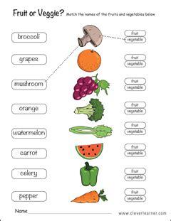 worksheets for preschoolers on fruits and vegetables kindergarten science worksheet worksheets kindergarten