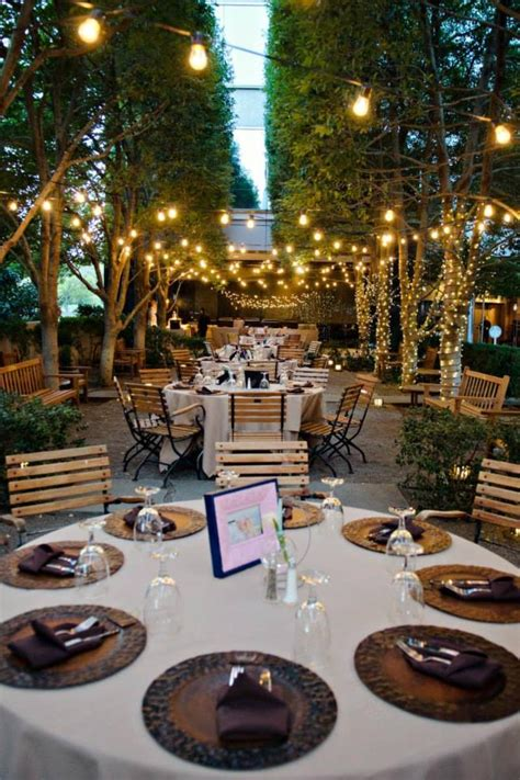 wedding reception halls in dallas gabrielle restaurant and gardens weddings