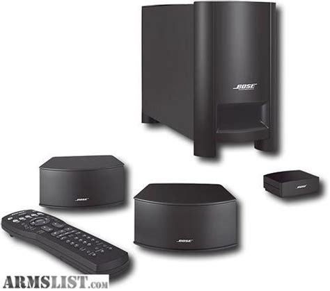 armslist for sale bose cinemate gs series ii digital