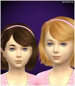 child bob haircut sims 4 the sims 4 children hair hairstyle gallery