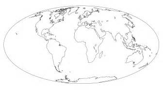 Blank Map Of Earth by Untitled Document Www Clccharter Org