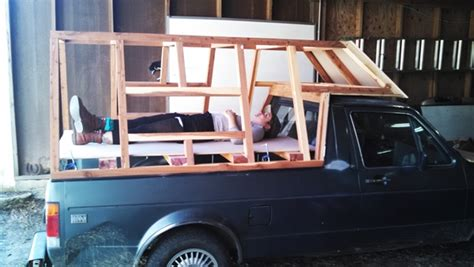 building  wooden camper shell trouts latest