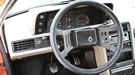 renault fuego interior coches para el recuerdo renault fuego autopista es