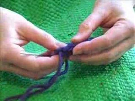 how to make finger knit flowers waldorf finger knitted flowers by www earthschooling