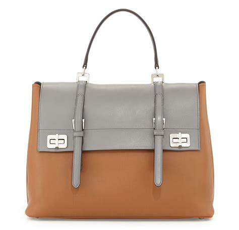 Prada Satchel by Prada S Fall 2014 Runway Bags Arrived In Stores